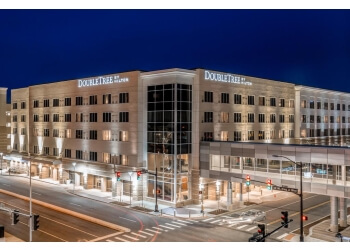 Evansville hotel DoubleTree by Hilton