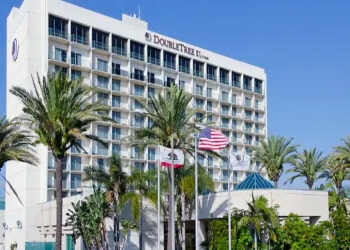 Torrance hotel DoubleTree by Hilton