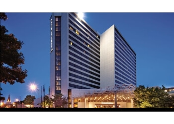 Tulsa hotel Double Tree by Hilton Hotel