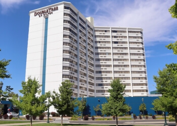 Spokane hotel DoubleTree by Hilton Hotel Spokane City Center
