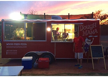 Tempe food truck Dough Mama Wood Fired Pizza