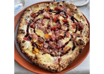 San Antonio pizza place Dough Pizzeria Napoletana