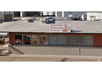 Stockton donut shop Doughnut Time Burgers & More