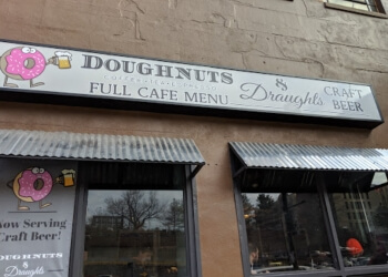 Worcester donut shop Doughnuts & Draughts