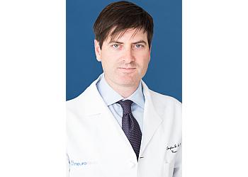 Austin neurosurgeon Douglas J Fox, MD
