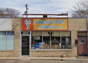 Wichita locksmith Douglas Key Service Inc.