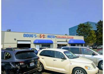 Bellevue auto body shop Doug's Auto Collision Center, LLC