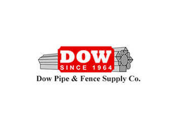 Pasadena fencing contractor Dow Pipe & Fence Co