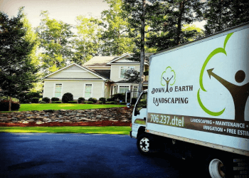 Columbus landscaping company Down To Earth Landscaping