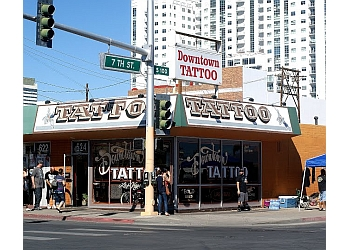 Las Vegas tattoo shop Downtown Tattoo