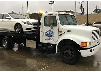 Baton Rouge towing company Downtown Towing Services