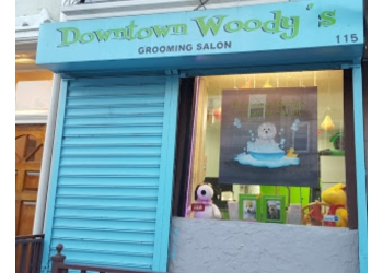 Jersey City pet grooming Downtown Woody's Grooming Salon