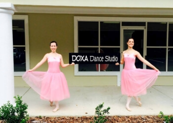 Gainesville dance school Doxa Dance Studio