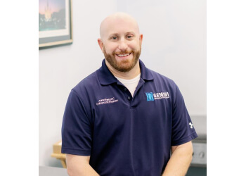 New Orleans chiropractor Dr. AARON M. THERIOT, DC - GEMINI CHIROPRACTIC & REHAB