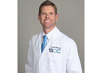 Coral Springs podiatrist Dr. ALAN MACGILL, DPM, FACFAS