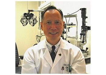Torrance pediatric optometrist Dr. ALBERT K. CHUN, OD, FCOVD