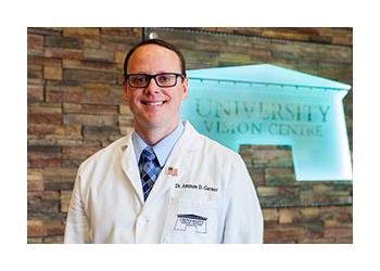 El Paso eye doctor Dr. AMMON D. GARNER, OD