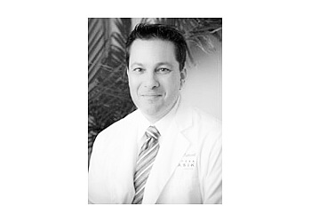 Topeka eye doctor Dr. Aaron Florkowski, MD