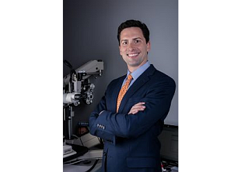 Louisville pediatric optometrist Dr. Aaron McNulty, OD, FAAO