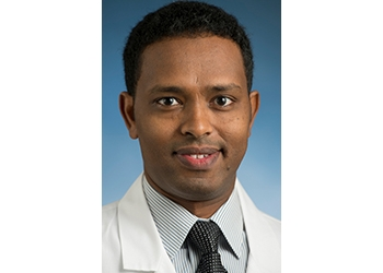 Fort Wayne gastroenterologist Abdillahi Abdinoor, MD