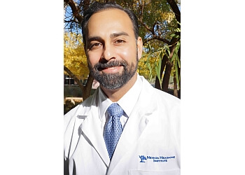 Las Vegas neurologist Abraham J. Nagy, MD