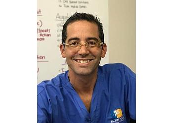 Hollywood podiatrist Dr. Abraham Wagner, DPM