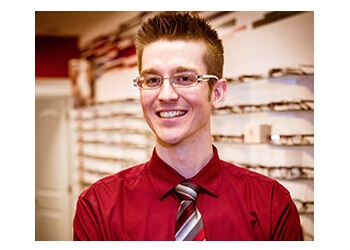 Naperville eye doctor Dr. Adam Black, OD