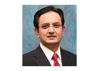 Springfield cardiologist Dr. Adeeb Ahmed, MD, FACC, FSCAI, FACP