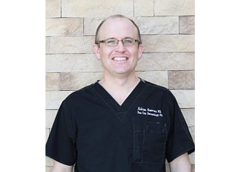 El Paso dermatologist Adrian M. Guevara, MD
