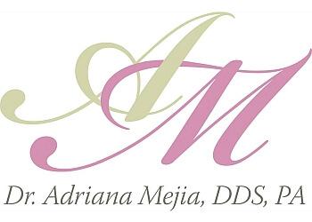 Miramar dentist DR. ADRIANA MEJIA, DDS, PA