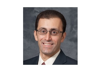 Madison plastic surgeon Ahmed M. Afifi, MD