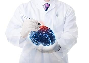 Modesto neurologist Dr. Alan G. Schaffert, MD