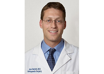 Providence orthopedic Dr. Alan H. Daniels, MD