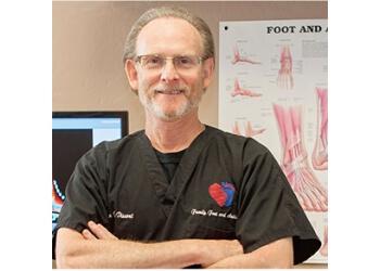 Chandler podiatrist Dr. Alan J. Discont, DPM, FACFAS