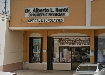 Hialeah eye doctor Dr. Alberto L. Rente, OD