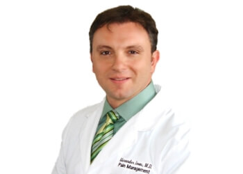 Henderson pain management doctor Dr. Alexander D. Imas, MD