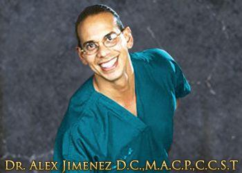 El Paso chiropractor Dr. Alex Jimenez DC, MSACP, CCST