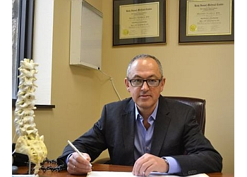 Philadelphia pain management doctor Alexander Zonshayn, MD