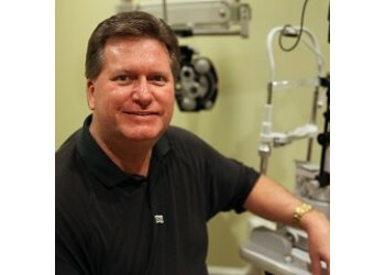 Naperville eye doctor Dr. Allan J. Smith, OD