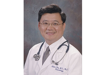 Houston neurologist Dr. Allen Chu, MD, Ph.D