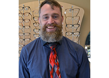 Salem pediatric optometrist Dr. Alton Rossman, OD