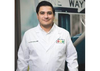 Brownsville cosmetic dentist Dr. Alvaro Garza, DDS