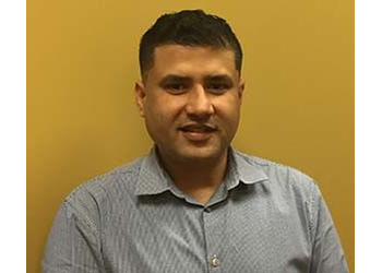Rockford eye doctor Dr. Aman Jalota, OD