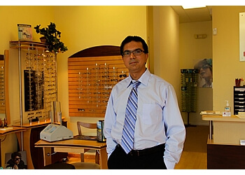 Coral Springs eye doctor Dr. Aman Sappal, OD