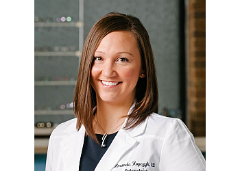Milwaukee pediatric optometrist Dr. Amanda Kopczyk, OD