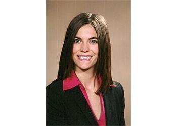 Oklahoma City pediatric optometrist Dr. Amber Mayes, OD