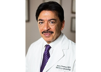 Anaheim gynecologist Dr. Amin R. Fawwaz, MD