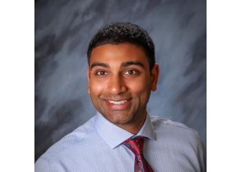 Spokane pediatric optometrist Dr. Amit Makadia, OD