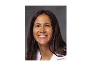St Petersburg gastroenterologist Amy B. Strickland Menon, MD