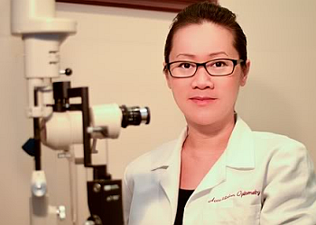 San Francisco eye doctor Amy Thich, OD - ACCUVISION OPTOMETRY